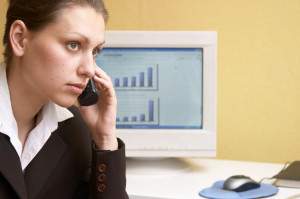 Ein der Ausbildung vorangehendes Bewerbungsgespräch kann auch am Telefon abgehalten werden