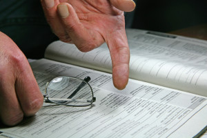 In der Ausbildungsverordnung ist sowohl der inhaltlich als auch zeitliche Ablauf einer Ausbildung geregelt.
