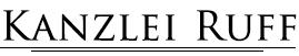 Logo Kanzlei Ruff